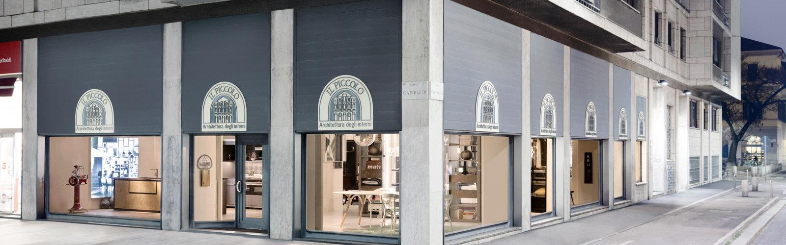 Modern Italian Design Furniture Store from Italy, Coch Italia Leather Sofas Il Piccolo Design