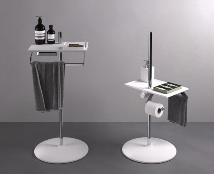 Italian designer bathroom furniture accessories collection for Bathroom accessories made in italy