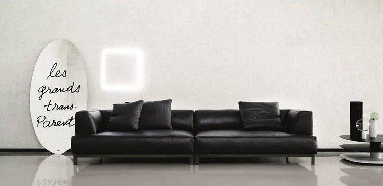 (English) Italian Leather Sofas and Their Elegant Designs