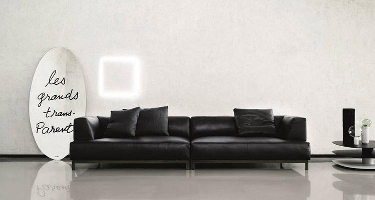 Italian Leather Sofas and Their Elegant Designs - Modern ...