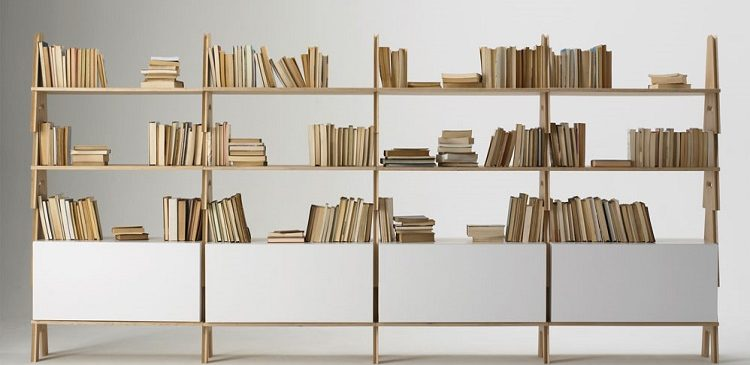(English) Why Modern Bookcase Italian Furniture Is So Famous?