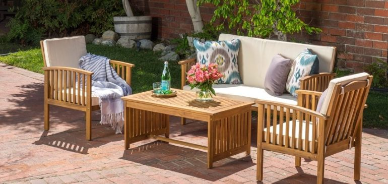 (English) How to Buy Italian Outdoor Furniture That Lasts a Really Long Time