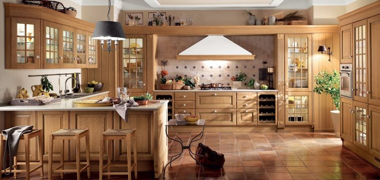 (English) Know Different Kinds of Affordable Italian Kitchen Furniture