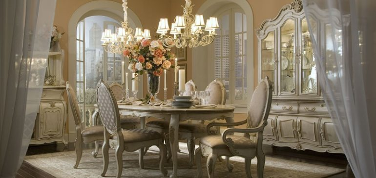 (English) How To Fit Your Home By Italian Antique Furniture