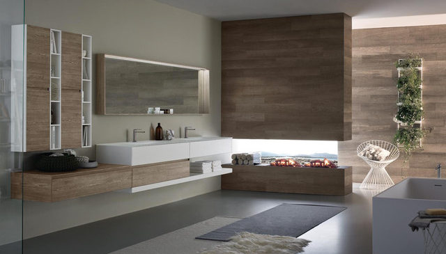 (English) Guide To Buy Modern Italian Bathroom Furniture From Online