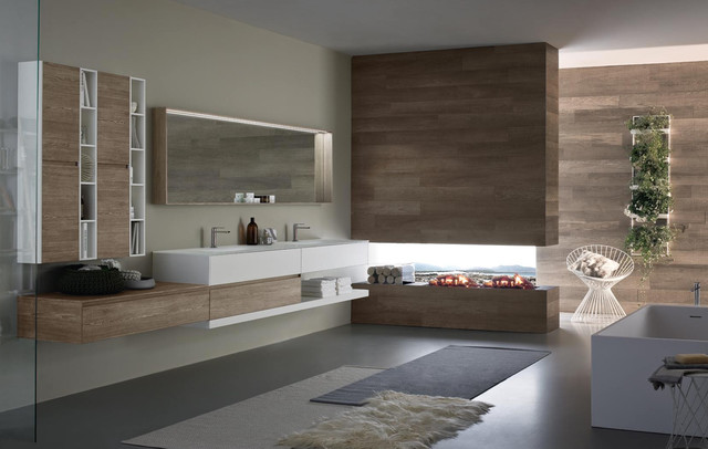 Guide To Buy Modern Italian Bathroom Furniture From Online